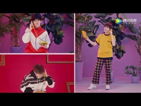 香蕉娱乐练习生 TRAINEE18 for 微视红人计划 – 叮咚!你的有趣捕手已经上线啦!