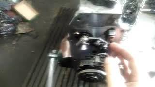MAN TGA ТНВД ремонт топливного насоса МАН