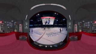 VR трансляция пятого матча финальной серии Чемпионата КХЛ при поддержке Coca-Cola.