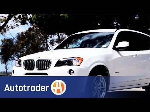 2012 BMW X3 – Luxury SUV | New Car Review | AutoTrader.com