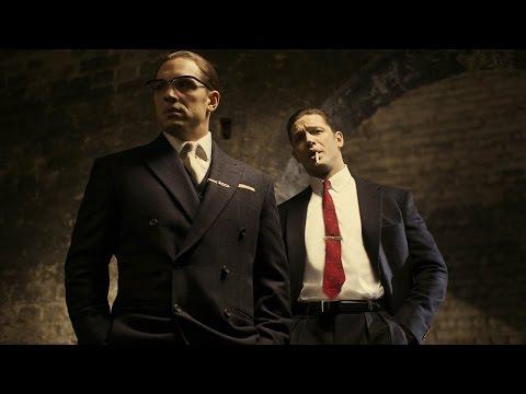 VIDEOBUSTER zeigt Tom Hardy LEGEND Brüder. Gangster. Ikonen. deutscher Trailer HD 2016 DVD & Blu-ray