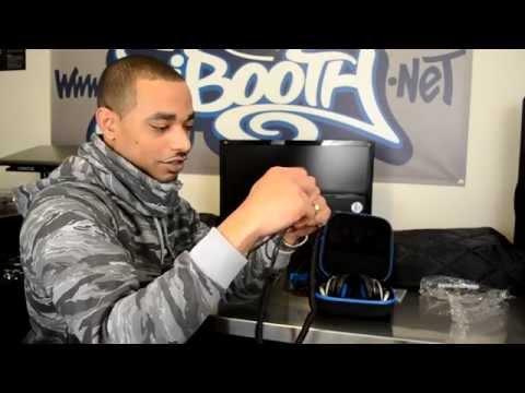 Sennheiser HD8 DJ Professional Headphones Unboxing & First Impressions Video