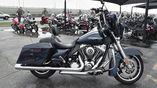 9. 603293 - 2012 Harley Davidson Street Glide   FLHX - Used motorcycles for sale