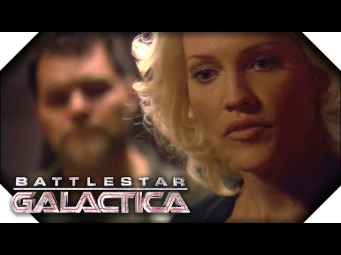 Battlestar Galactica   Boomer's Trial For Treason