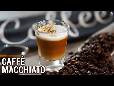 How To Make Caffe Macchiato | Winter Is Coming | Homemade Espresso Macchiato | Coffee Recipe | Varun