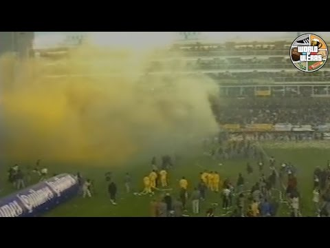 Ultras Classics: Boca Juniors vs River Plate 1996 (видео)