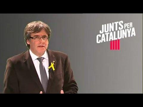 Συνελήφθη στη Γερμανία ο πρώην πρόεδρος της Καταλονίας Κάρλας Πουτζντεμόν…