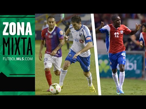 Video: ESPAÑOL: !CONCACAF Champion's League, Copa CentroAmericana y Mas! | Zona Mixta