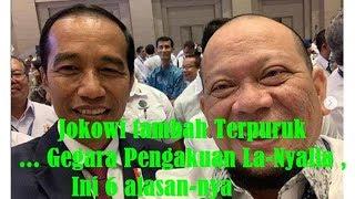 Video Jokowi t4mb4h TERPURUK ... Gegara Pengakuan La-Nyalla , ini 6 Alasannya MP3, 3GP, MP4, WEBM, AVI, FLV Desember 2018