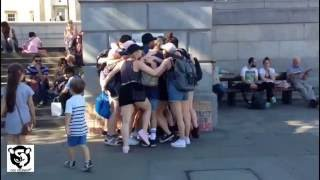 Video TRUST YOURSELF TO HUG A MUSLIM? SOCIAL EXPERIMENT - LONDON MP3, 3GP, MP4, WEBM, AVI, FLV Juli 2018