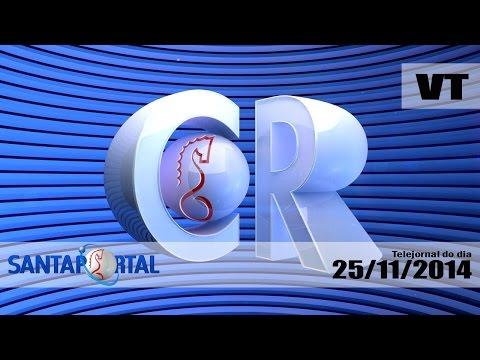 Caderno Regional TV Santa Cecília