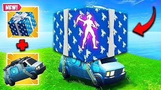 *NEW* SECRET RESPAWN VAN TRICK!! - Fortnite Funny Fails and WTF Moments! #631