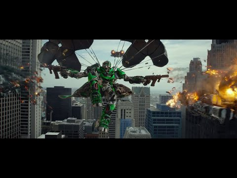 Transformers 4 (skillet-monster)