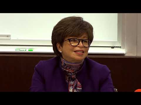 Notable Speaker: Valerie Jarrett