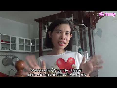 Mẹ ỐC Hướng Dẫn Cách Luộc Ốc Dừa Muối Ớt Siêu Ngon