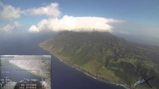 Basco Philippines  city pictures gallery : FPV video of Skywalker RC plane near Basco, Batanes, Philippines