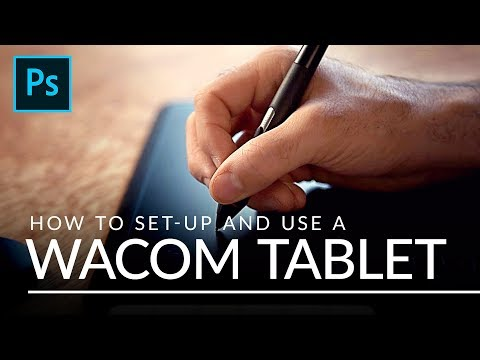 How To Set Up And Use A Wacom Tablet