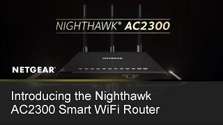 Router Netgear Nighthawk AC2300 | R7000P
