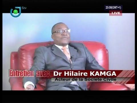 Dr. HILAIRE KAMGA parle