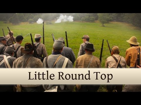 Little Round Top - Battle of Gettysburg