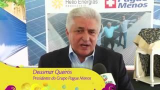 Gerador de energia eólica Centro de Distribuição