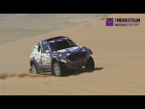 Van Merksteijn Motorsport – Sealine Cross Country Rally – Stage 1