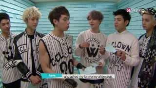 Video Pops in Seoul - C-Clown(씨클라운) _ Justice(암행어사) - Interview MP3, 3GP, MP4, WEBM, AVI, FLV Desember 2017