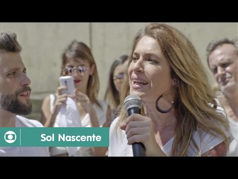 Sol Nascente: capítulo 149 da novela, segunda, 20 de fevereiro, na Globo