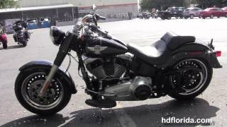 9. New 2015 Harley Davidson Fatboy Lo - Specs