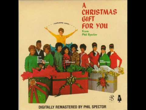 01 - Phil Spector - Darlene Love - White Christmas - A Christmas Gift For You - 1963