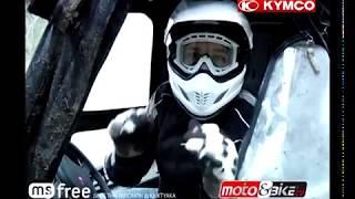 3. KYMCO  UXV-700i  Test-ride