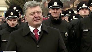 Порошенко свалил на Москву подготовку третьего Майдана