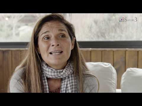 Renate Daimler, la experta en Constelaciones Estructurales Sistémicas, en Madrid