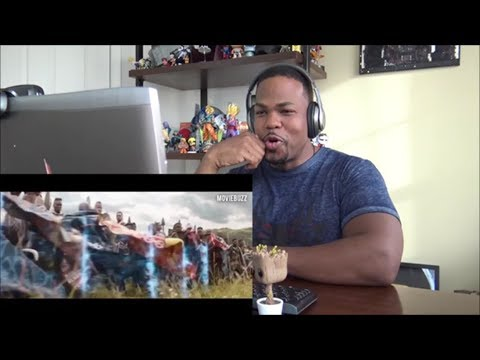 "AVENGERS: INFINITY WAR "" Wakanda Fight "" TV SPOT - REACTION!!!"