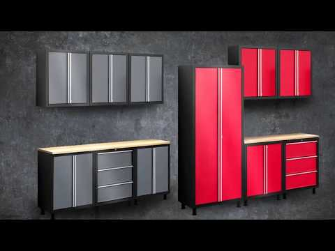 Metal Garage Cabinets and Storage UK