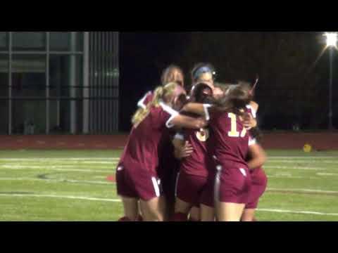 Maddie Fried Scores Winning Goal
