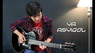 Video Ya Asyiqol Musthofa - Nathan Fingerstyle | Guitar Cover | NFSVLOG MP3, 3GP, MP4, WEBM, AVI, FLV November 2018