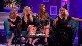 Spice Girls (Melanie C, Emma, Geri) & Rita Ora on Alan Carr: Chatty Man