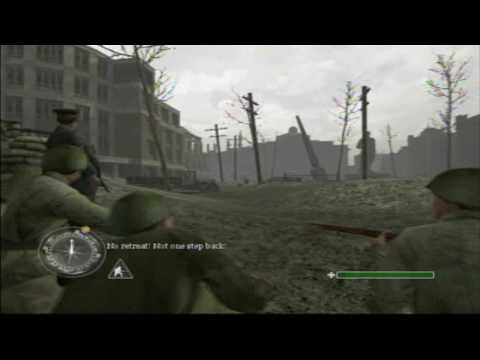 Call of Duty 1 - Stalingrad Mission (Red Square)