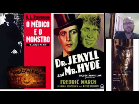 THIS IS HALLOWEEN Book Tag O MÉDICO E O MONSTRO - Dr. Jekyll and Mr. Hyde