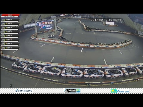 Финал второго Всероссийского чемпионата по картингу «SMP Racing / Газпром-детям» (видео)