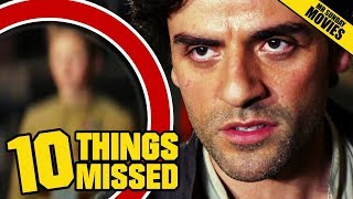 Video STAR WARS: THE LAST JEDI Trailer - Things Missed & Easter Eggs MP3, 3GP, MP4, WEBM, AVI, FLV Oktober 2017