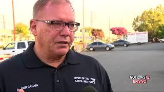 Homicidio en Santa Ana- Noticias 62 - Thumbnail