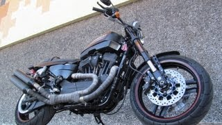 2. Used 2012 Harley-Davidson Sportster XR1200X Motorcycle For Sale