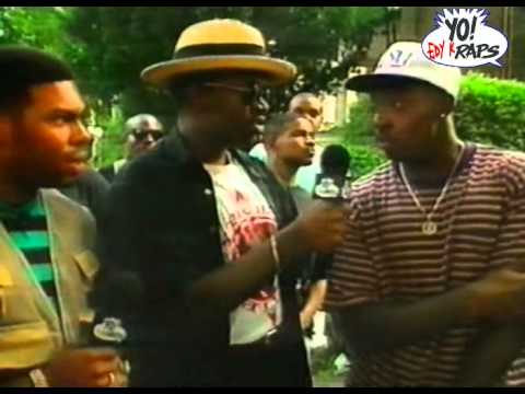 Pete Rock And CL Smooth – Interview @ Yo MTV Raps 1992