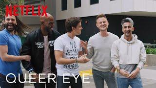 Queer Eye | Netflix NERDS Makeover | Netflix