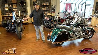 9. Indian Motorcycle Thunderstroke 111 Models - Overview