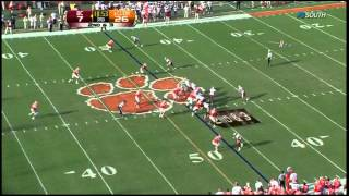 Andre Branch vs Boston College 2011