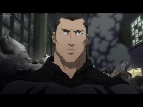Justice League: War - Bruce Wayne