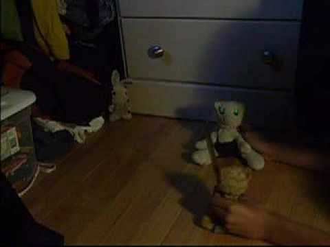 """The Stuff Toy Show Episode 8(Season 1) """"Hunted"""""""